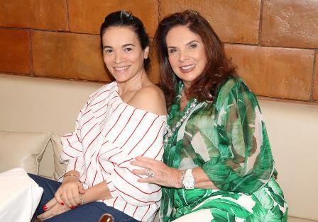 Maria José da Rocha e Jane Rose Klarnet
