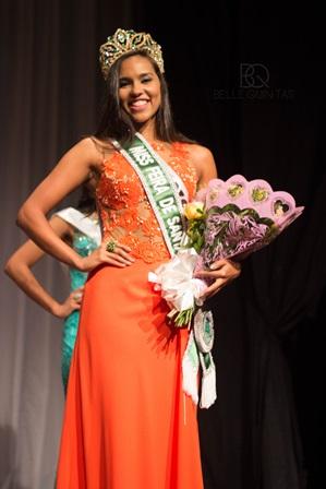 Miss Feira 2017 Carolina Lima Silva