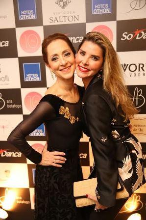 Ana Botafogo e Bianca Marques