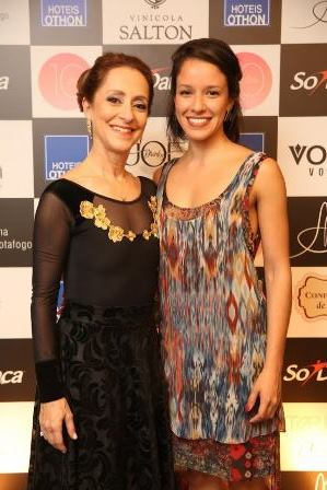 Ana Botafogo e Karen Mesquita