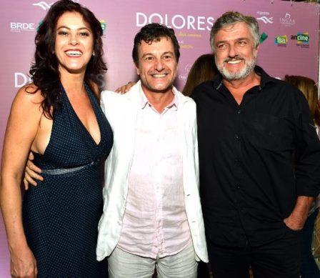 Angelisa Stein, Roberto Birindelli e Werner Schünemann