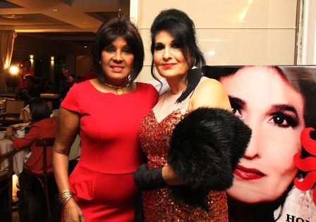 Bete Suzano e cantora Hanna