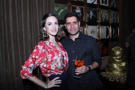 Dani Lachter e Eduardo Pinha