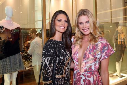 Daniela Sarahyba e Betina Schmidt
