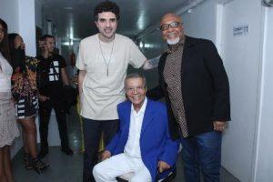 Davi Moraes, Monarco e Mauro Diniz