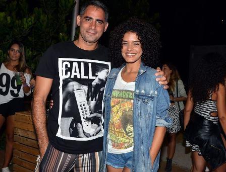 Diogo Castelão e Kizi Vaz