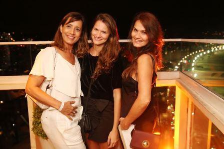 Ivete Lino, Thalita Cotrofe e Magda Cotrofe