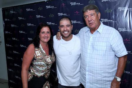 Lilian Monteiro, Diogo Nogueira e Joel Santana