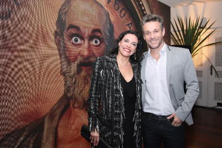 Marina Trindade e Eduardo Salles