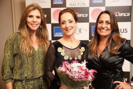 Nicole Ofeiche, Ana Botafogo e Luciana Josetti