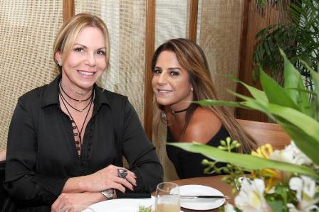 Nina Kauffman e Roberta de Andrade Neves
