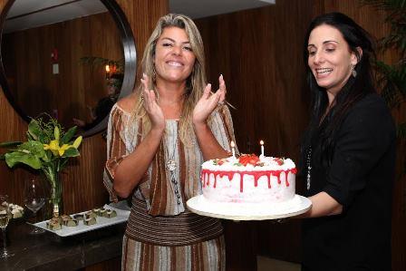 Nivea Ammon e Renata Rocha