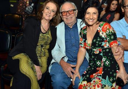 Norma Thiré , Emiliano Queiroz e Maria Siman