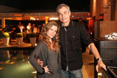 Patricia Câmara e Alexandre Capell