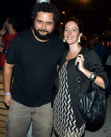 Rafael Ramos e Maria Fernanda