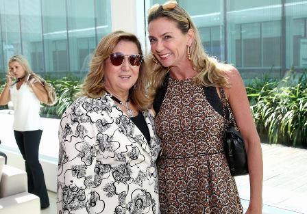 Teresa Macedo e Marcia Verissimo