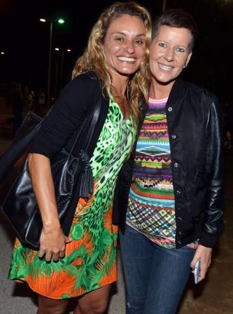 Viviane Soares e Tatiana Mendonça