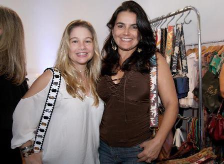 Alessandra Curvello e Katia Ammon