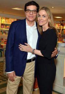 Ali Kamel e Patricia Kogut
