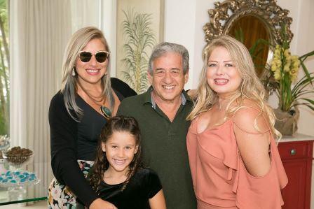 DesEmbargador Antonio Carvalho, Tatiana Carvalho, Luciana Habib
