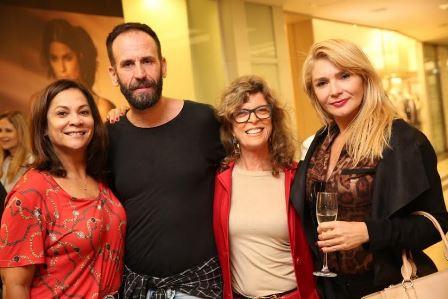 Exibindo Margarete Ramos, Marlon Portugal, Silvia Blumberg e Tamara Miranda