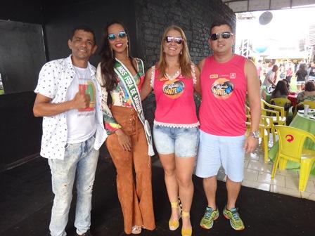 Girlanio Guirra, Carolina Lima Silva,Guadalupe Jambeiro e Hardson Souza Oliveira