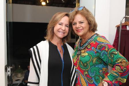 Jaqueline Barreto e Fofy Luz