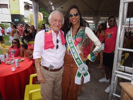 Jose Carlos Pedreira e Carolina Lima Silva