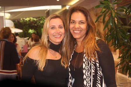 Lilian Dourado e Roberta Penedo