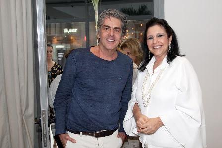 Manoel Thomaz Carneiro e Clara Magalhães