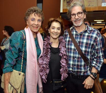 Maria Pompeu , Aracy Cardoso e Marcelo Picchi