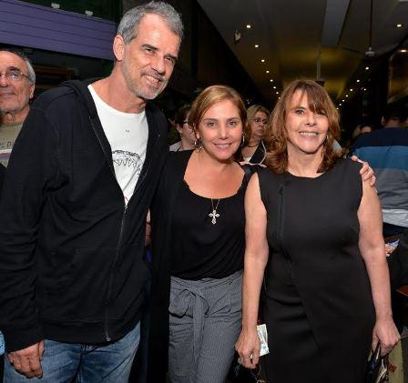 Mauro Farias , Heloísa Perissé e Sandra Wernek