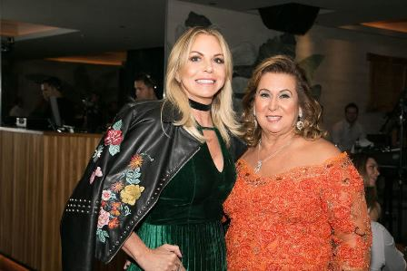 Nina Kaufmann e Theresa Macedo