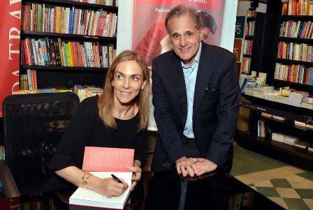 Patrícia Kogut e Almir Ghiarone
