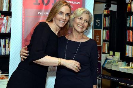 Patrícia Kogut e Irene Ravache