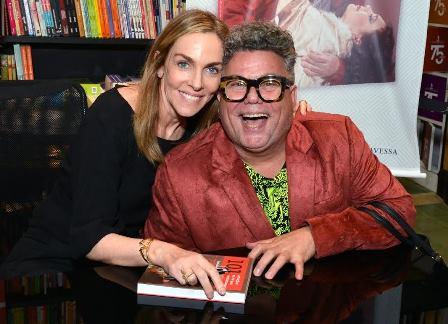 Patrícia Kogut e Milton Cunha