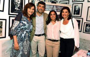 Petrônio Souza Gonçalves, Fernanda Montemegro, Jose Fernando Aparecido de Oliveira e Rosana Oliveira Maneira