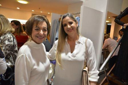 Regina Weckerle e Isabella Curvello