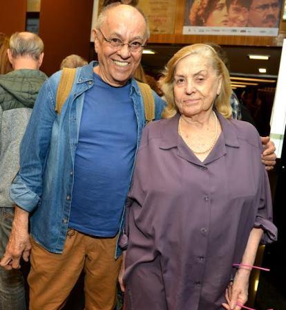 Rubens de Araújo e Jacqueline Laurence