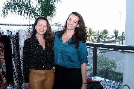 Shirley Maia e Raquel Loureiro