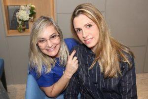 Valeria Martins e Ana Paula Cola