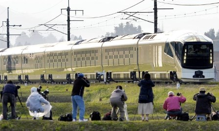 Trem de luxo Suite Shiki-shima