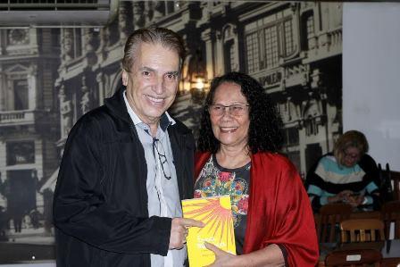 Armando Pinheiro Guimarães e Tina Correia
