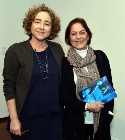 Sandra Birman e Analu Nabuco