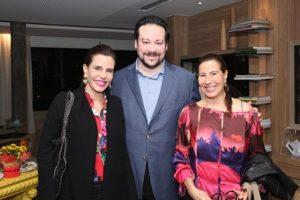 Narcisa Tamborindeguy, Diego Cosac e Alice Tamborindeguy