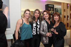Tamara Jussten,Nubia Valote,Patricia Venturini,Adriana Araújo