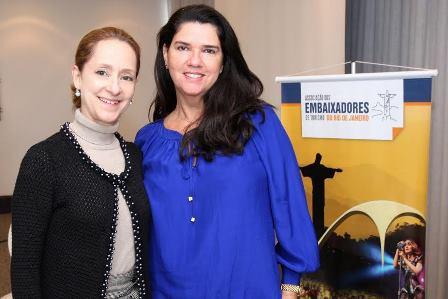 Ana Botafogo e Joana Teixeira