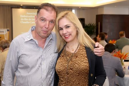 Bayard de Boiteux e Marisa Araujo