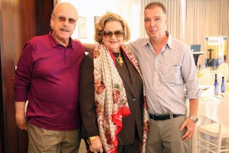 Claudio Aboim, Cristina e e Bayard de Boiteux