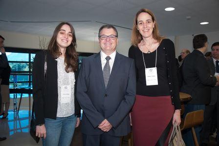 Leticia Stephanes, Armando Melani e Maiana Stephanes